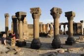 کلیسای زوارتنوتس در ارمنستان + عکس