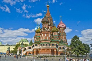 آشنایی با کلیسای سنت باسیل در روسیه یکی از عجایب هفتگانه