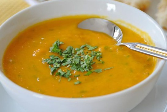 آموزش پخت سوپ عدس برای بیماران رماتیسمی