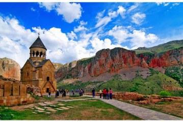 راهنمای سفر به ارمنستان با خودرو شخصی