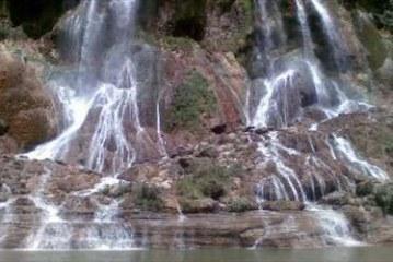 آبشارهای بسیار زیبای سیستان و بلوچستان