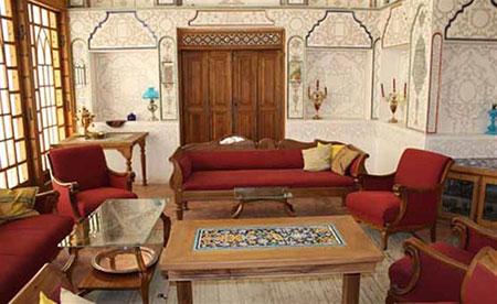 خانه بسیار زیبا و دیدنی شیخ بهائی در اصفهان