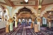مسجد شافعی در کرمانشاه، یکی از زیباترین مساجد ایران