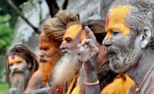 کمی با مرتاض های هندی و نپالی آشنا شوید