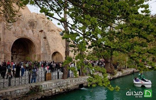 7 طبیعت بکر ایران برای سفر در بهار