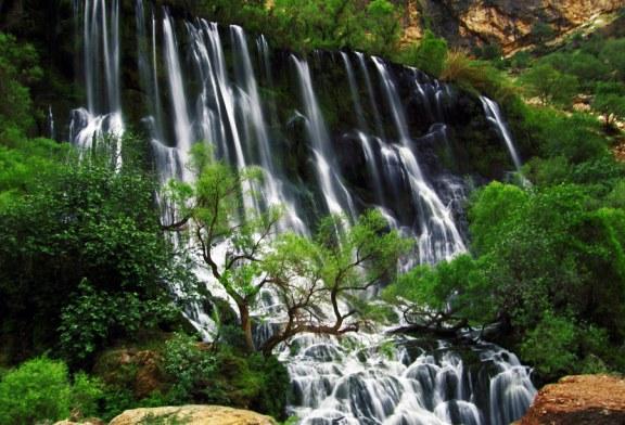 ۲ مورد از زیباترین آبشارهای ایران + عکس