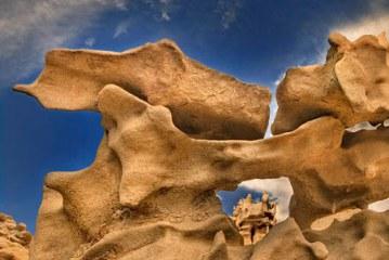 زمین بازی «شیطان» یا دره فانتزی در آمریکا + عکس