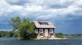 خانه هایی که در قلب طبیعت ساخته شده اند