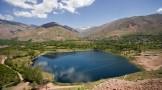 دریاچه اُوان در قزوین را حتما ببینید
