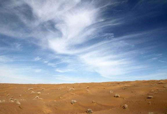 یکی از زیباترین نقاط بیابانی و ایران