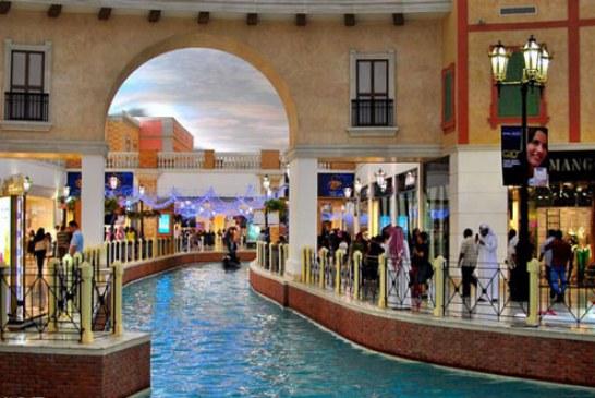 ۱۰ مورد از لوکس ترین مراکز خرید جهان