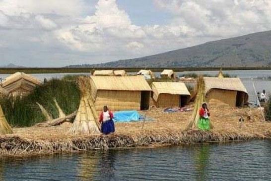 روستای عجیبی که روی آب ساخته شده!