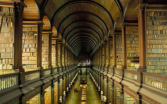سفر به شهر ادبیات، دوبلین پایتخت ایرلند