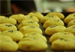 طرز تهیه نان برنجی، سوغات کرمانشاه