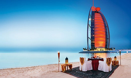بهترین و زیباترین رستوران های دبی کدامند؟ + عکس