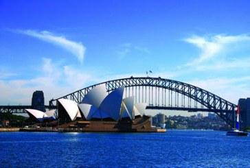 پنجمین پل قوسی جهان در سیدنی