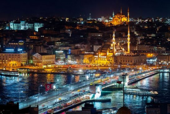 حتماً از این ۱۴ مکان بسیار دیدنی در استانبول دیدن کنید