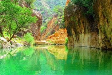 """آبشار """"تنگ دم اسب"""" در استان فارس به روایت عکس"""
