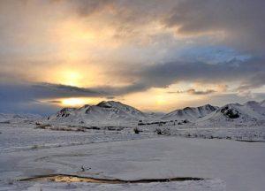 پارک ملی تندوره در استان خراسان شمالی