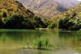 دریاچه مارمیشو، یکی از زیباترین جاذبه های آذربایجان غربی