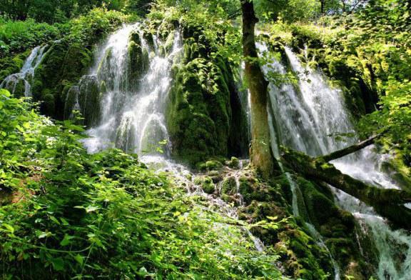 معرفی آبشار بولا، یکی از نقاط بکر مازندران