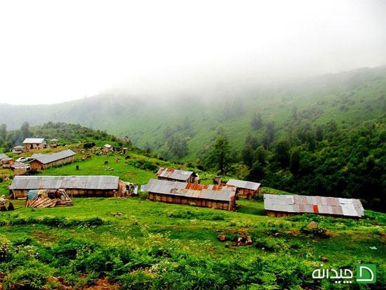 مکان های ناشناخته شمال ایران + عکس