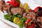 طرز تهیه دنده کباب، غذای سنتی کرمانشاه