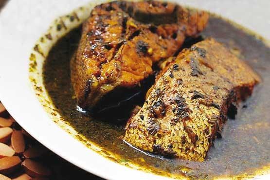 طرز تهیه قلیه ماهی، غذای محلی بوشهر
