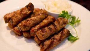 طرز تهیه کِواپ،غذای محلی بوسنی