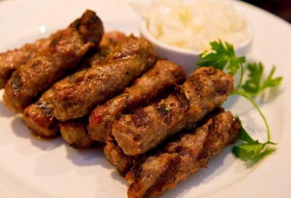 طرز تهیه کِواپ، غذای محلی بوسنی