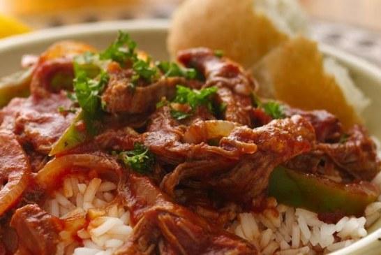 طرز تهیه روپا ویِهخا، غذای محلی کوبا