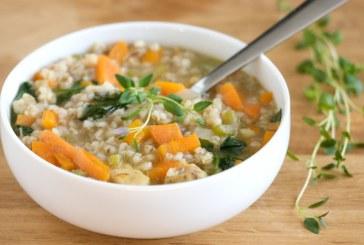 طرز تهیه سوپ هویج وجو، غذای سنتی همدان