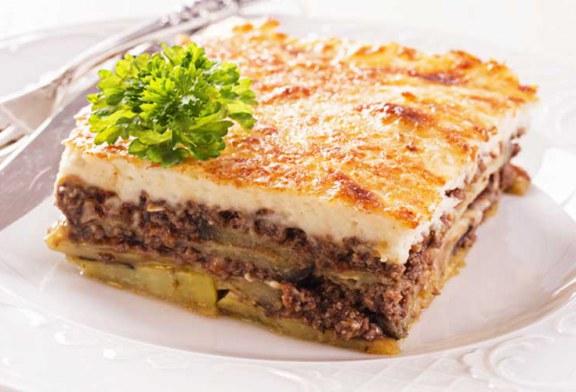 طرز تهیه موساکا، غذای محلی یونان