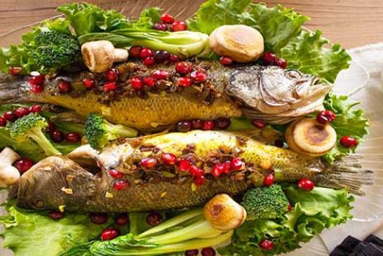 طرز تهیه ماهی شکم پر، غذای محلی بوشهر