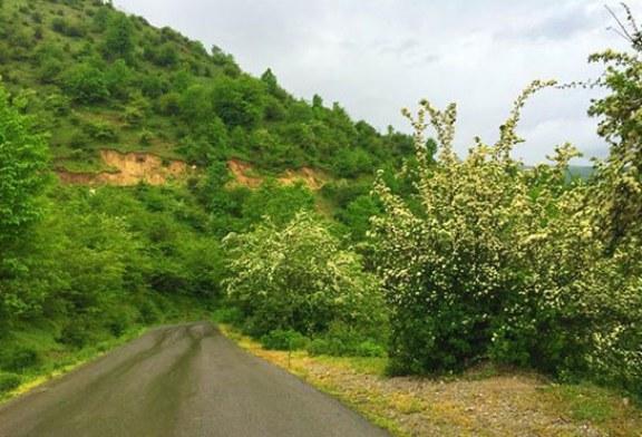 طبیعتی بکر و بی نظیر در نزدیکی تهران