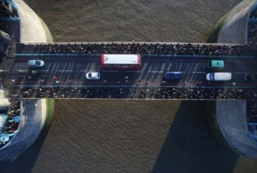 پل شیشه ای لندن، جدیدترین جاذبه ترسناک این شهر