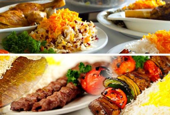 ۱۰ غذای محبوب ایرانی در دنیا