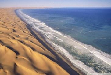 بزرگ ترین تپه ماسه ای اروپا در ساحل فرانسه