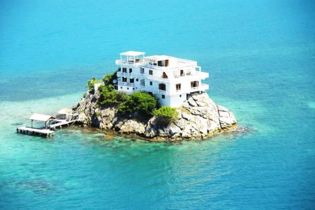 15 اقامتگاه رویایی برای عاشقان تنهایی و آرامش