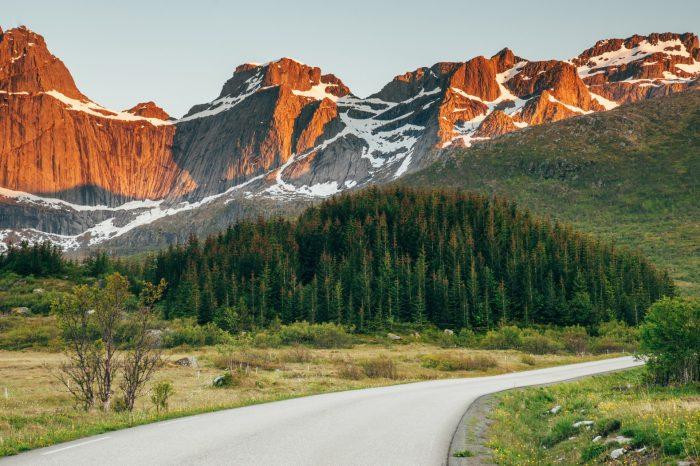 13 عکس از طبیعت نروژ که شما را متحیر خواهند کرد!