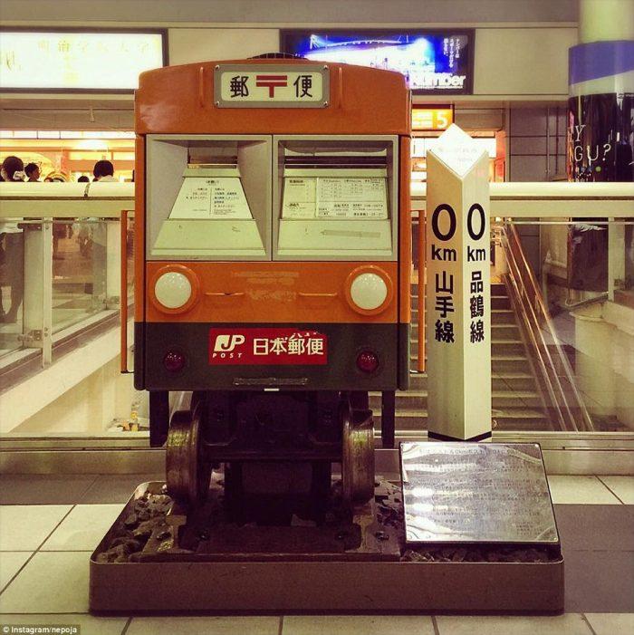 صندوق پست ژاپنی ها هم مثل خودشان جالب است!