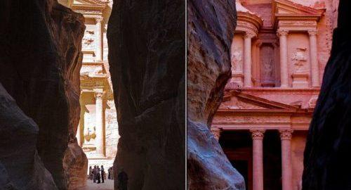 با دیدن شهر باستانی پترا شگفت زده خواهید شد!