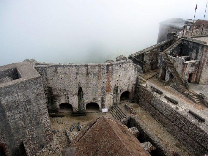 سیتادل لفریر یکی از بزرگ ترین قلعه های آمریکا