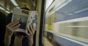 چگونه در سفر کتاب بخوانیم؟