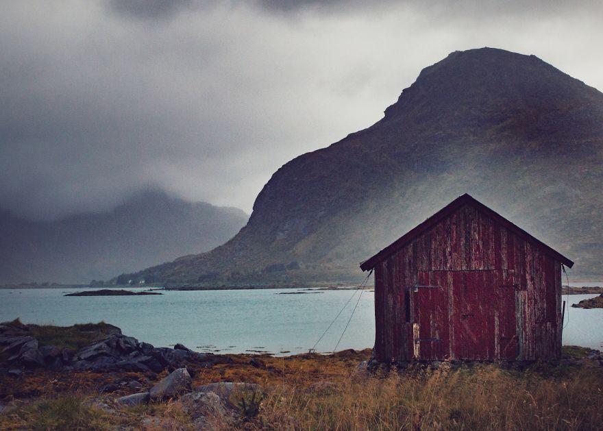 15 خانه متروکه در نروژ