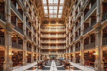 با زیباترین کتابخانههای کالجهای آمریکا آشنا شوید