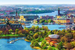 کشورهای اسکاندیناوی کدامند؟