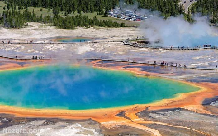 رنگارنگ ترین مکانهای جهان (بخش اول)