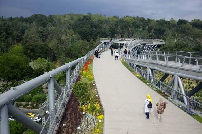 پل طبیعت کجاست؟