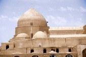 مسجد جامع زواره، اولین مسجد چهار ایوانه